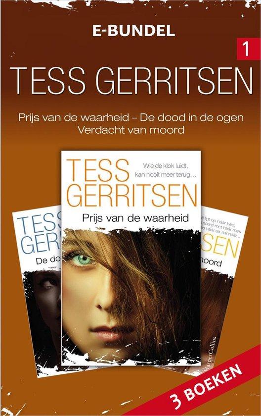 Tess Gerritsen e-bundel 1 - Tess Gerritsen | Fthsonline.com