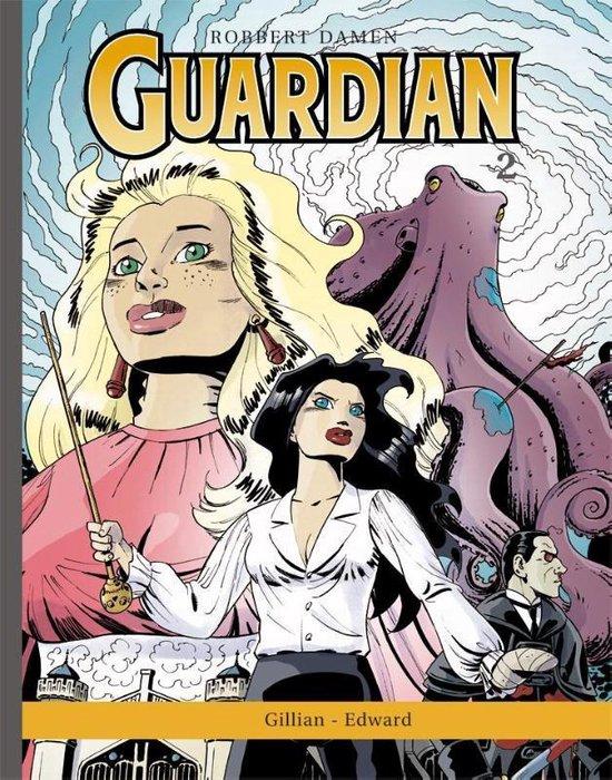 Guardian Hc02. edward - Robbert Damen |