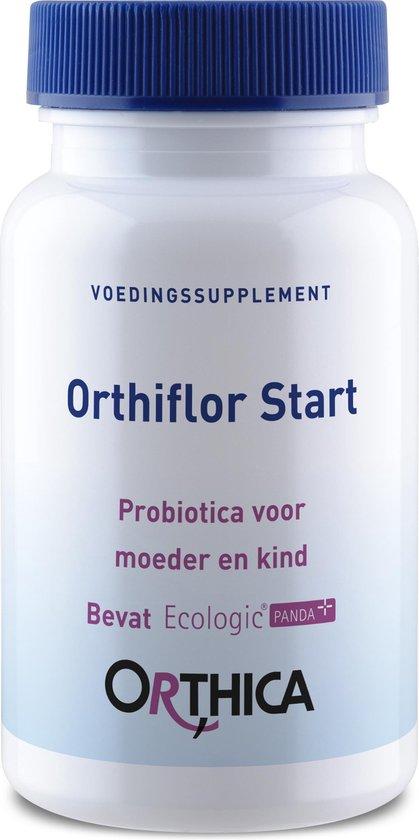 Orthica Orthiflor Start Voor Moeder 7 Kind Probiotica - 40 gr