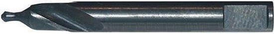 Reserve centreerboor HSS 6x80mm FORMAT