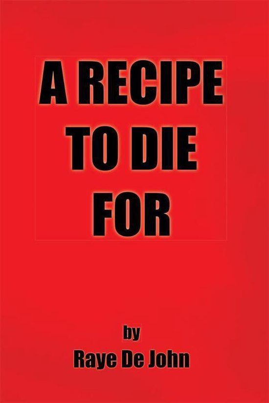 A Recipe to Die For