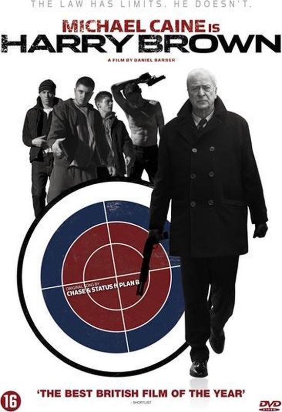 Cover van de film 'Harry Brown'
