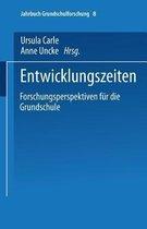 Boek cover Entwicklungszeiten van Ursula Carle