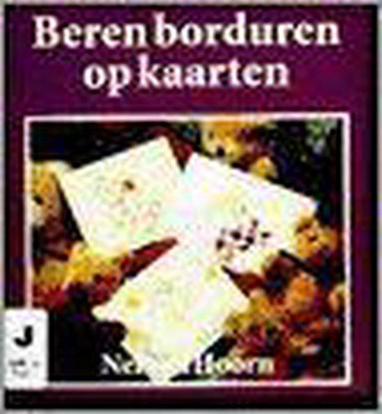 Beren borduren op kaarten - N. van Hoorn pdf epub