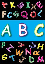 ABC books for kids [Basic A-Z Flash Cards] And ABC song [Free Animation mp4 Video]
