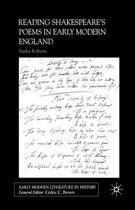 Reading Shakespeare's Poems in Early Modern England