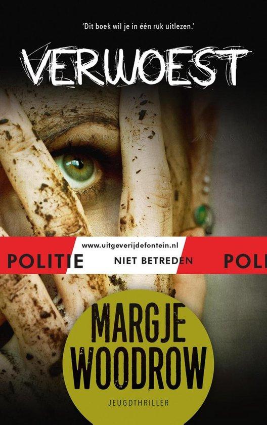Politie niet betreden - Verwoest - Margje Woodrow  