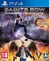 Saints Row 4: Re-Elected + Gat Out Of Hell