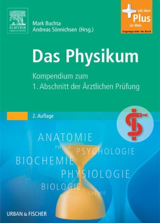Boek cover Das Physikum van Thomas Braun (Onbekend)