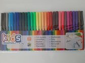 Viltstiften 30 stuks