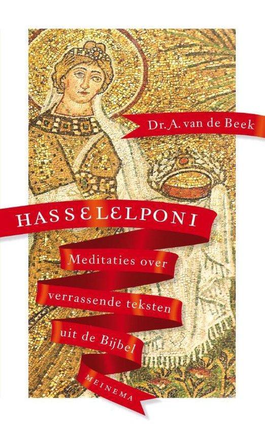 Cover van het boek 'Hasselelponi' van A. van de Beek