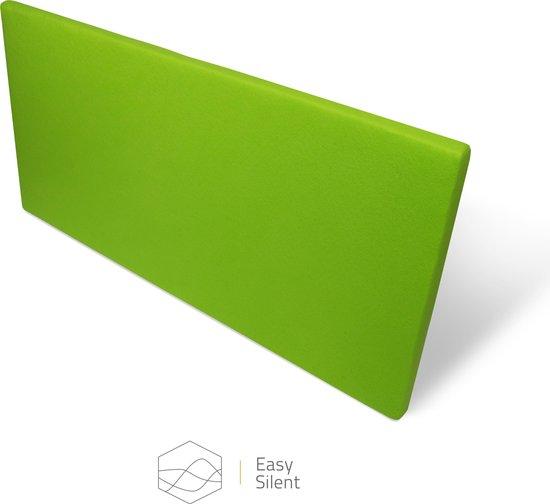 8 x Akoestisch paneel groen (90 x 45 x 4 cm)