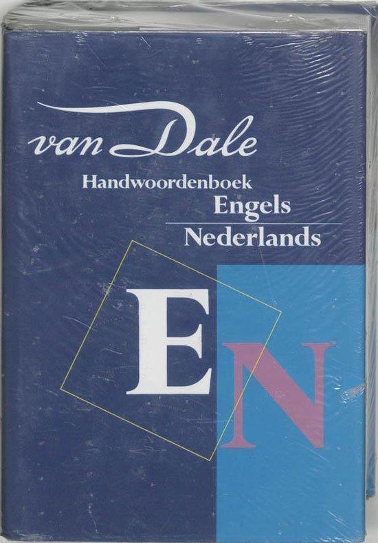 Van dale handwoordenboek engels-nederlands - Van Dale   Fthsonline.com