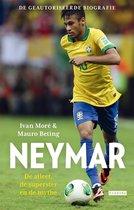 Boek cover Neymar van Ivan More