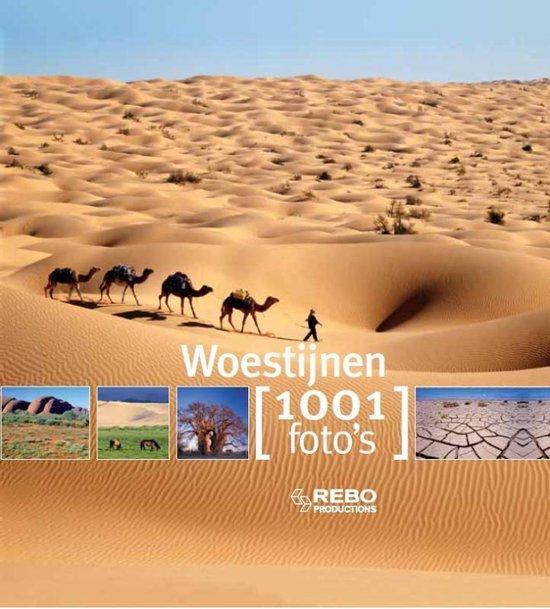 1001 foto's - Woestijnen - Claire Lemoine |