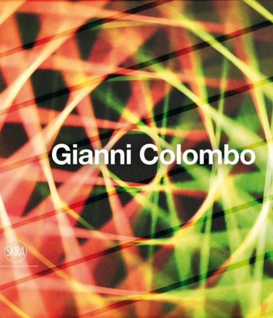 Boek cover Gianni Colombo van Marcella Beccaria (Hardcover)