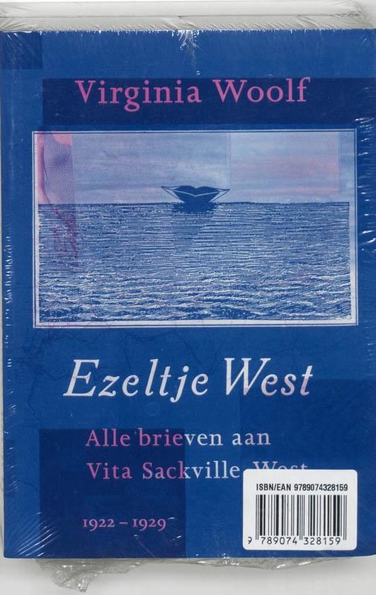 Ezeltje West - Virginia Woolf |