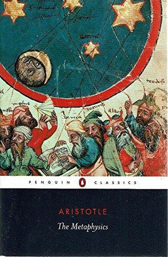 Boek cover The Metaphysics van Aristotle (Paperback)