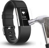 5x Screenprotector Voor de Fitbit Charge 2 - Screen Protective Set