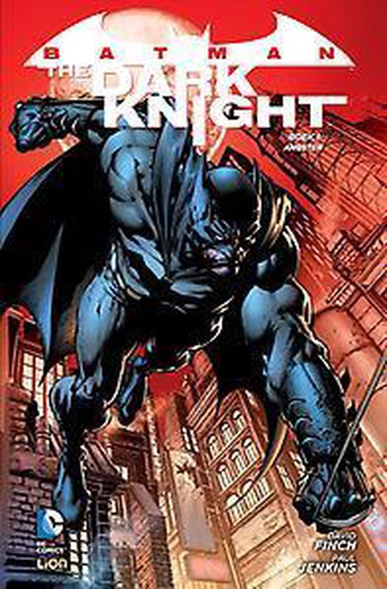 Batman the dark knight hc01. angsten (new 52) - DAVID. Finch, |