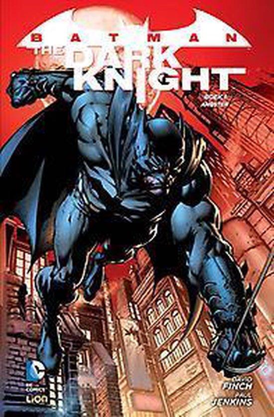 Batman the dark knight hc01. angsten (new 52) - DAVID. Finch, |