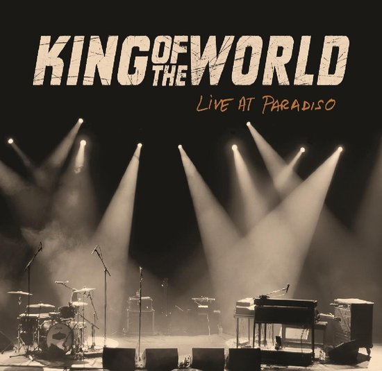 Live At Paradiso - King Of The World