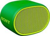 Sony SRS-XB01 - Mini Bluetooth Speaker - Groen
