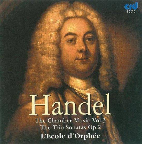 Handel Chamber Music Vol.3