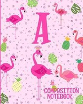 Composition Notebook A