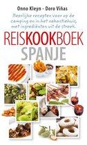 Boek cover Reiskookboek Spanje van Onno H. Kleyn