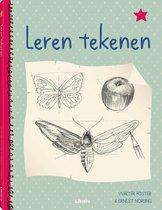 Boek cover Leren tekenen van Walter Foster
