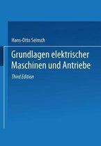 Grundlagen Elektrischer Maschinen Und Antriebe