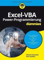 Boek cover Excel-VBA Alles in einem Band fur Dummies van John Walkenbach