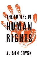 Boek cover The Future of Human Rights van Alison Brysk