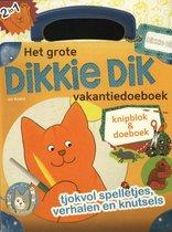 Dikkie Dik - Het grote Dikkie Dik vakantiedoeboek