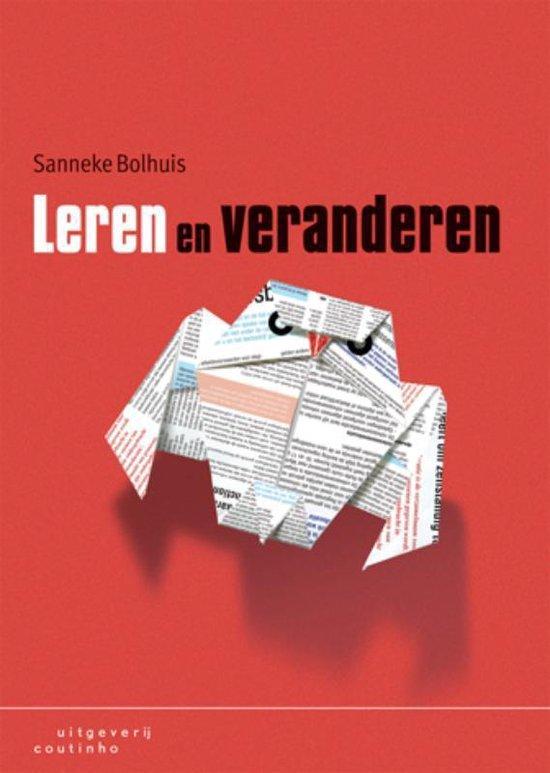 Leren en veranderen - Sanneke Bolhuis |