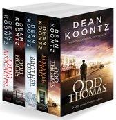 Boek cover Odd Thomas Series Books 1-5 van Dean Koontz