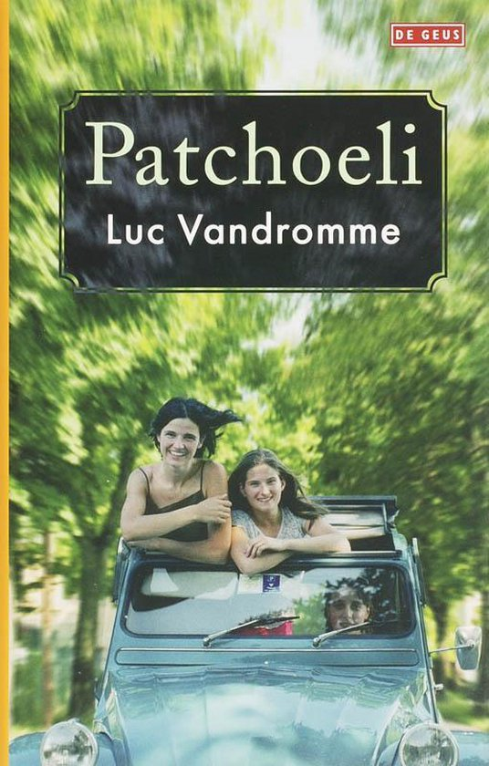 Patchoeli - Luc Vandromme | Fthsonline.com