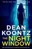 Omslag The Night Window (Jane Hawk Thriller, Book 5)