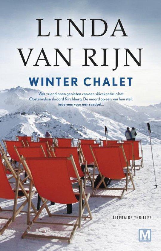 Boek cover Winter Chalet van Linda van Rijn (Paperback)