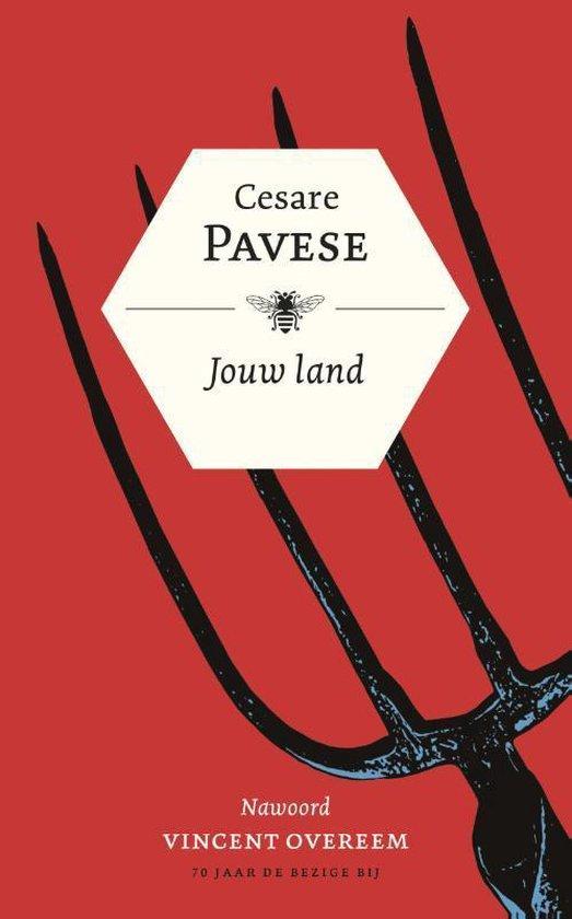 Jouw land - Cesare Pavese |