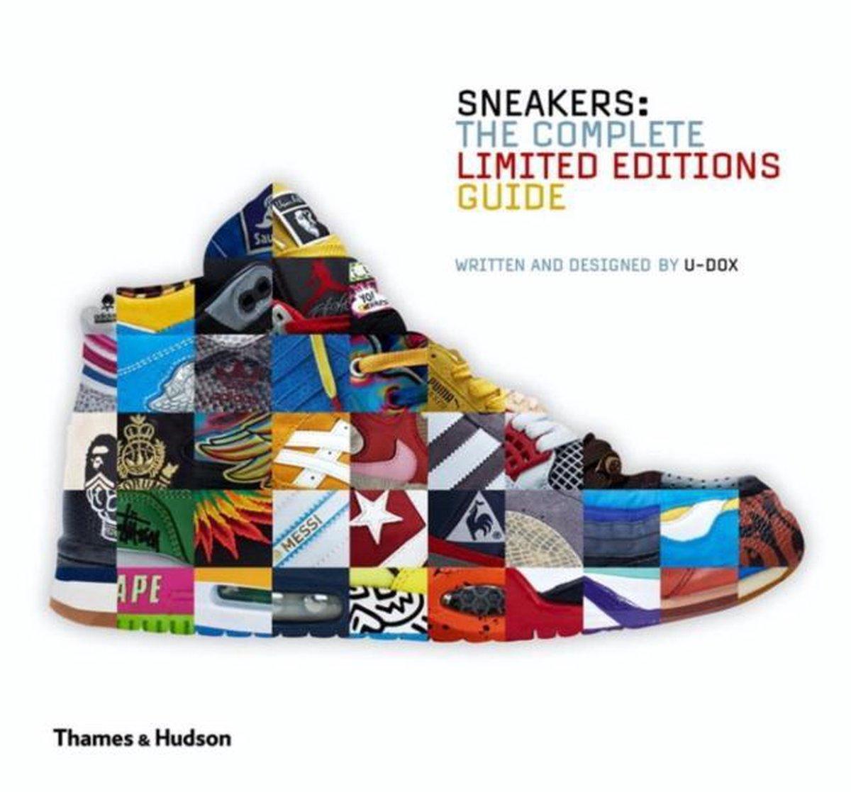 | Sneakers, U Dox | 9780500517284 | Boeken
