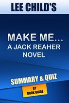 Omslag Make Me: A Jack Reacher Novel By Lee Child | Summary and Trivia/Quiz