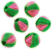 Garant-o-Matic Accessoires Pluizenballen voor wasmachine (6 stuks)