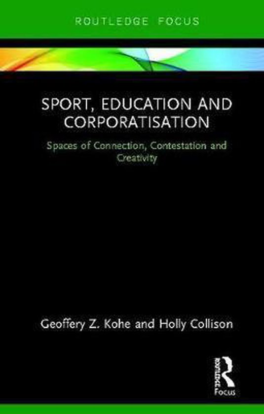 Sport, Education and Corporatisation