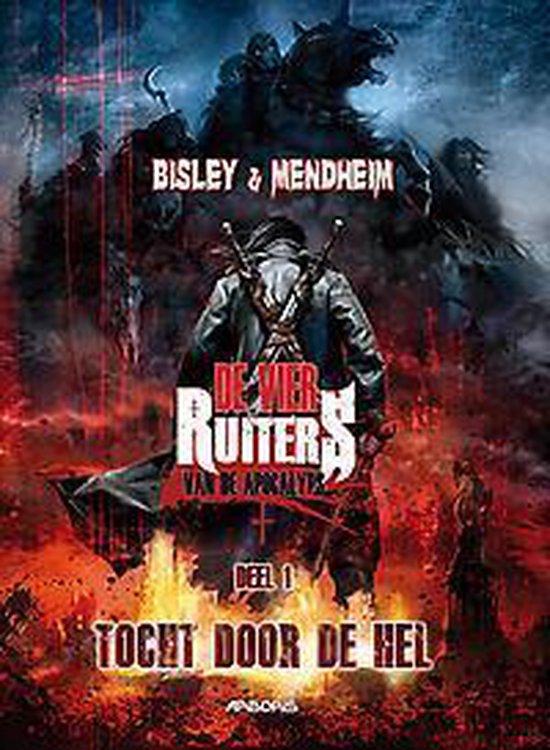 Vier ruiters van de apocalyps 01. tocht door de hel - SIMON. Bisley, |