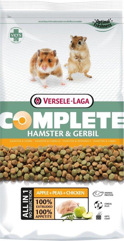 Complete Hamster & Gerbil 2 kg - Versele-Laga