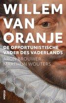 Boek cover Willem van Oranje van Aron Brouwer