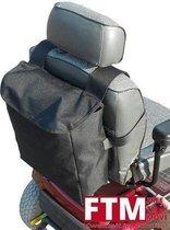 Rugleuningtas basic Scootmobiel - scootmobieltas - scootmobiel tas