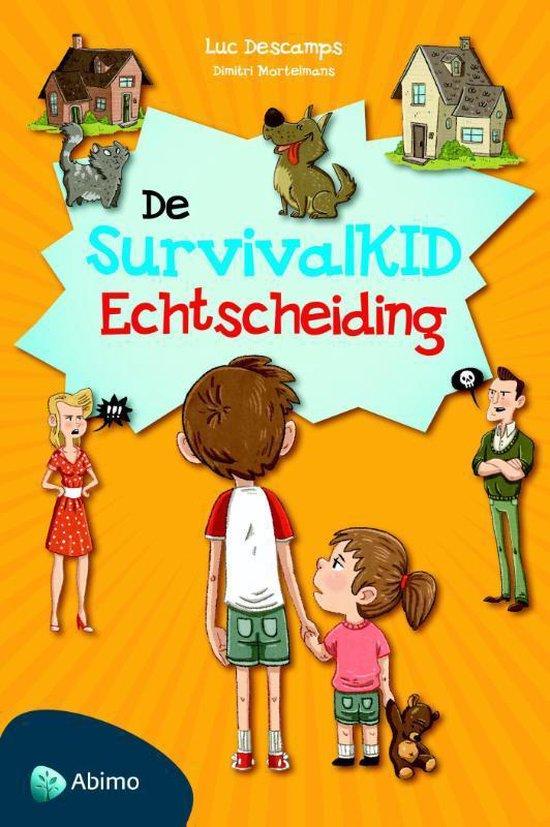 De survivalkid Echtscheiding - Luc Descamps |